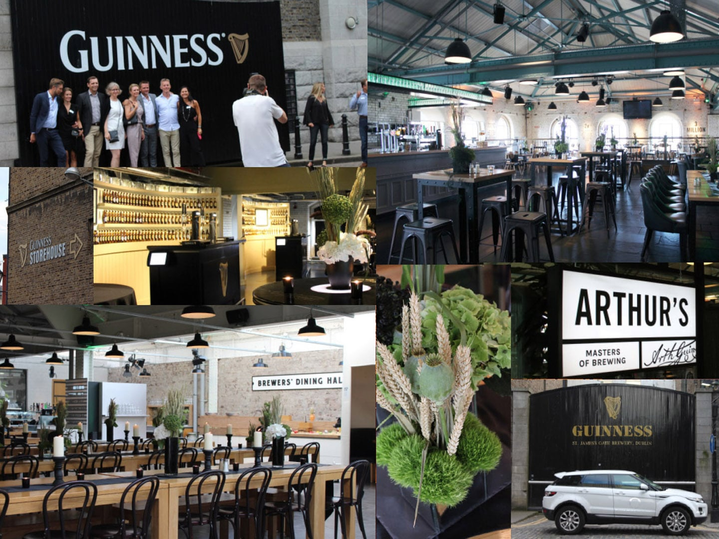 Corporate Incentive Event Full Exclusivity At Guinness Storehouse Ireland Min