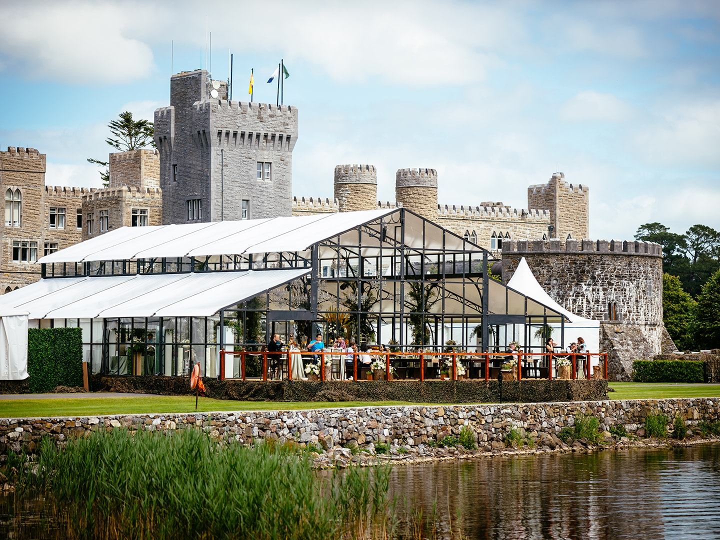 Destination Wedding Ireland, Irish Castle Wedding, Behind the Scenes, Wedding Planner Ireland, Olivia Buckley International