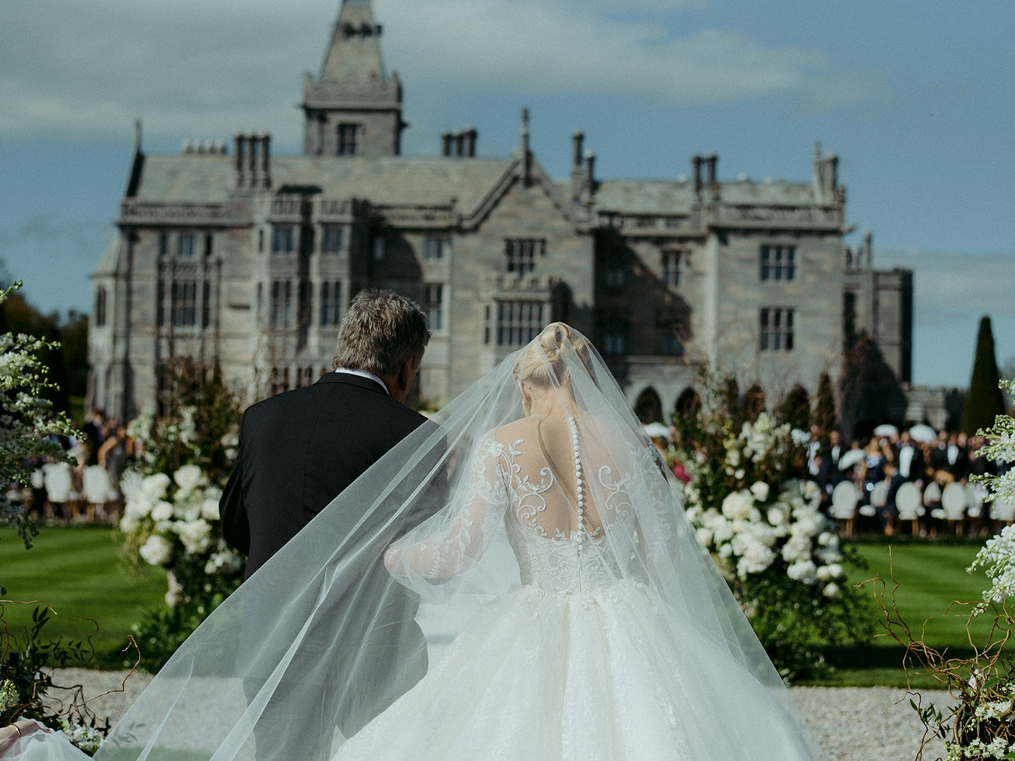 Destination Weddings Ireland, Event Planner in Ireland, Event Management company, Destination wedding, Ashford Castle