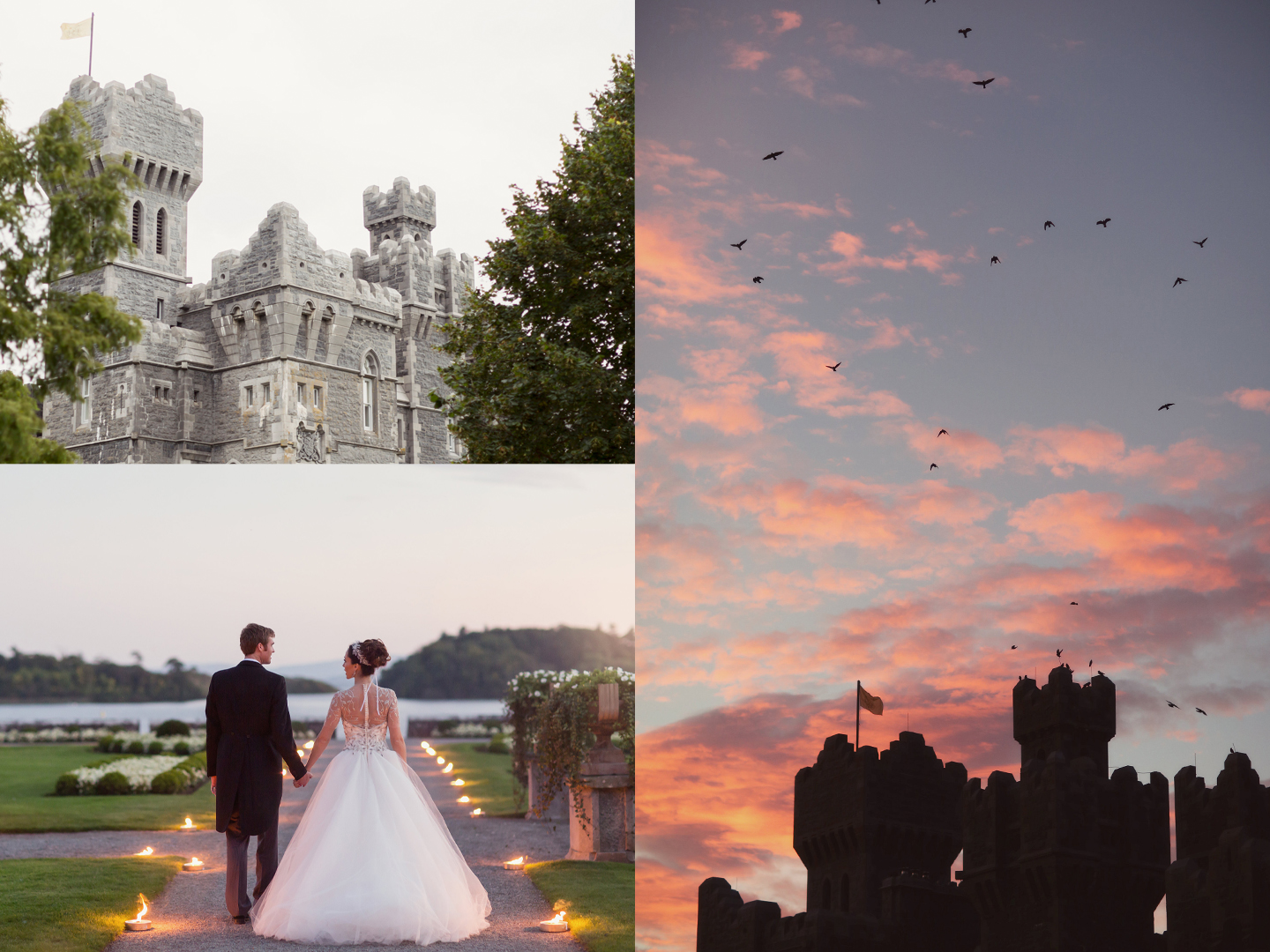 Destination Weddings Ireland Ashford Castle