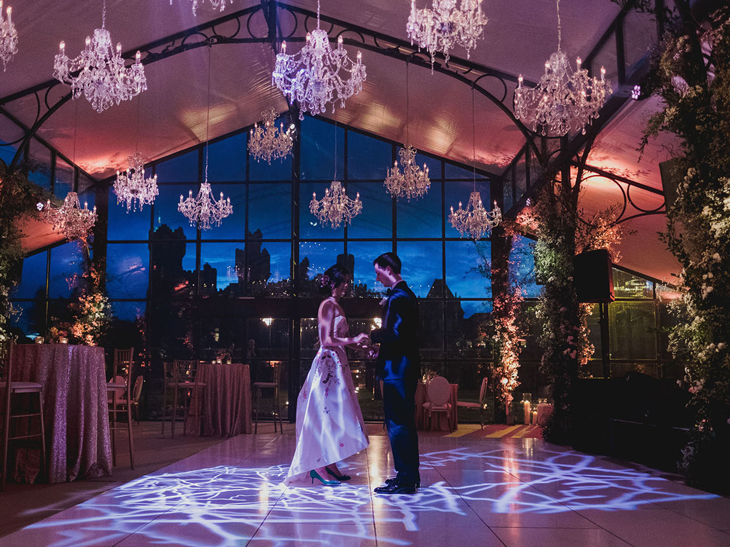 First Dance Ashford Castle Min