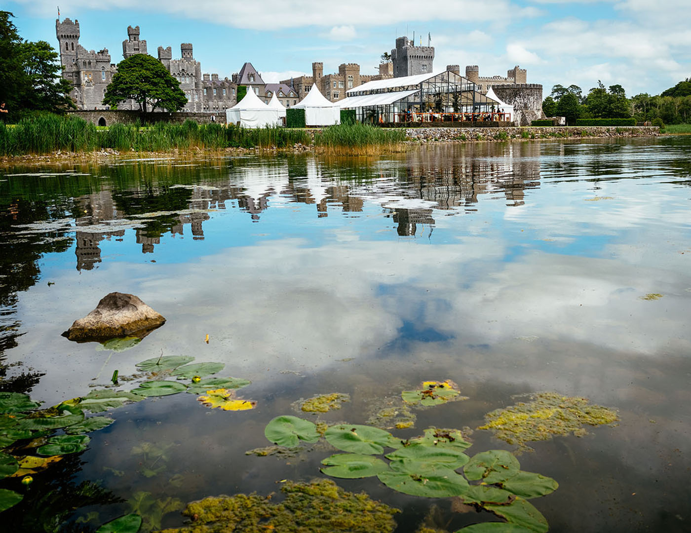 Ashford Castle, Destination Wedding Ireland, Irish Castle weddings, Marquee settings, Private Parties, Event Management Company, Luxury event planners