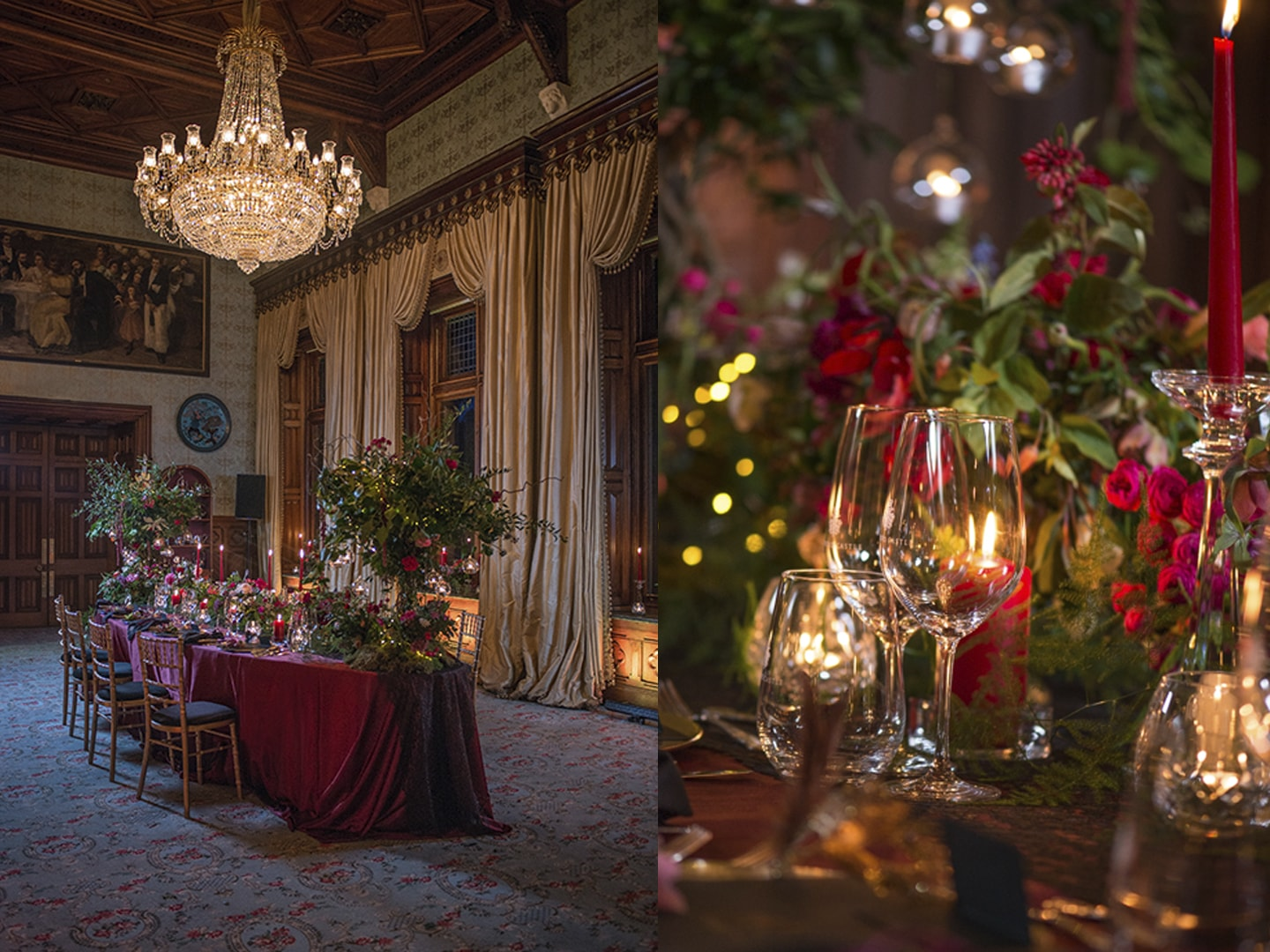 Private Parties Ashford Castle Min