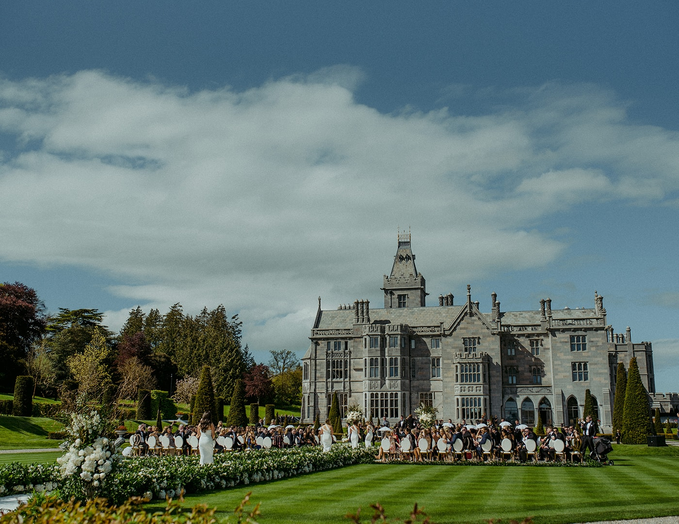 Destination Weddings Ireland, Adare Manor, Olivia Buckley International, Wedding Planner Ireland