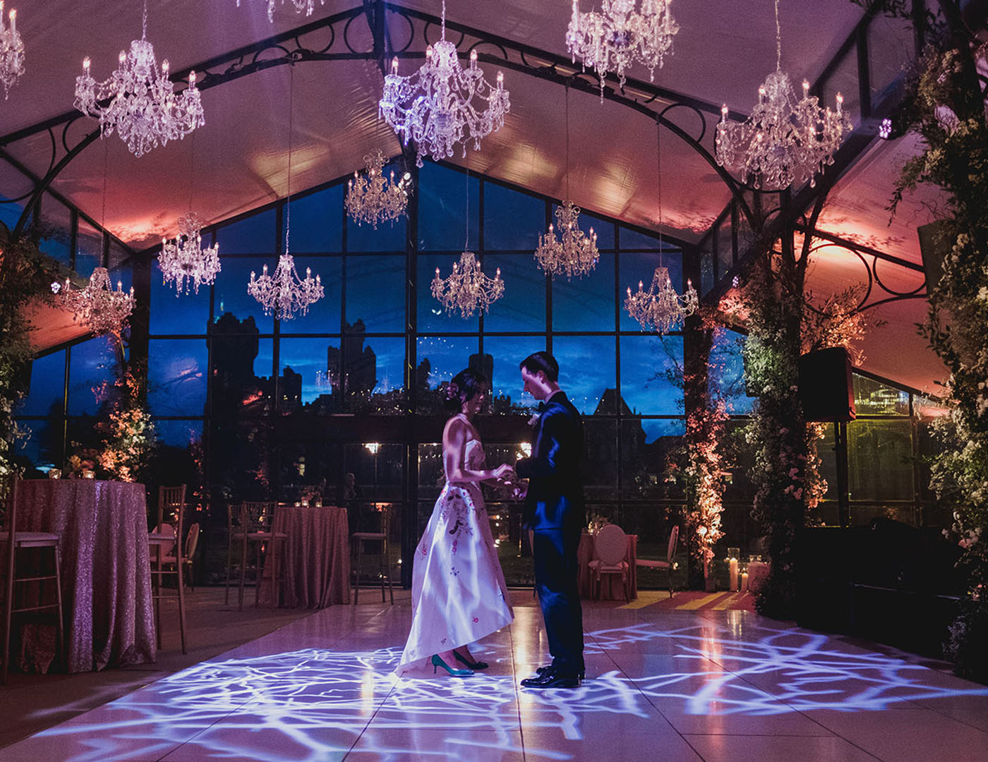 Ashford Castle, Wedding ceremony, Marquee ceremony, Event planner in Ireland, Wedding Planner in Ireland, Destination Weddings, Olivia Buckley International, first dance