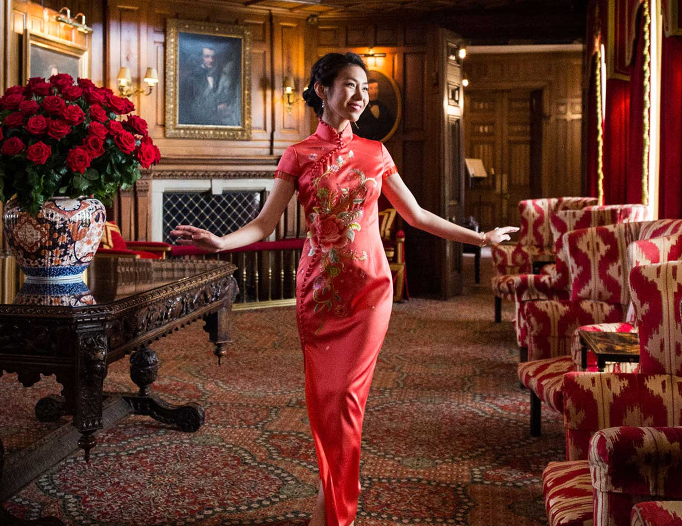 Ashford Castle Wedding, Chinese Wedding Ceremony, Chinese traditions, Chinese tea ceremony, Olivia Buckley International, Destination Wedding, Event Planner in Ireland