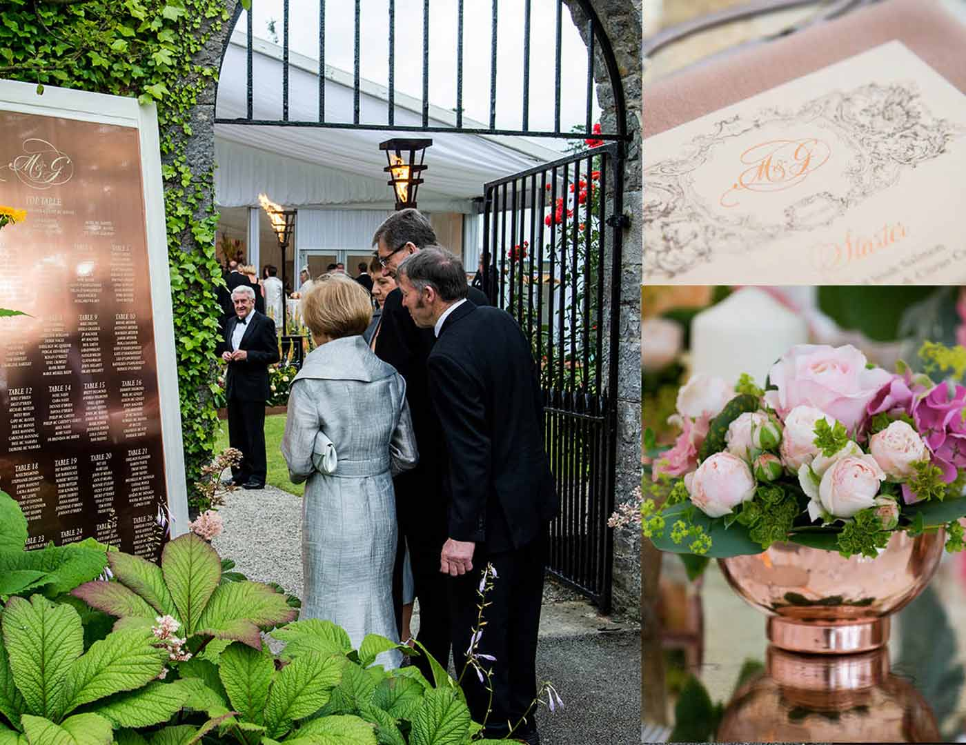 Destination Weddings Ireland, Adare Manor, Olivia Buckley International, Wedding planners in Ireland, Event Planners in Ireland