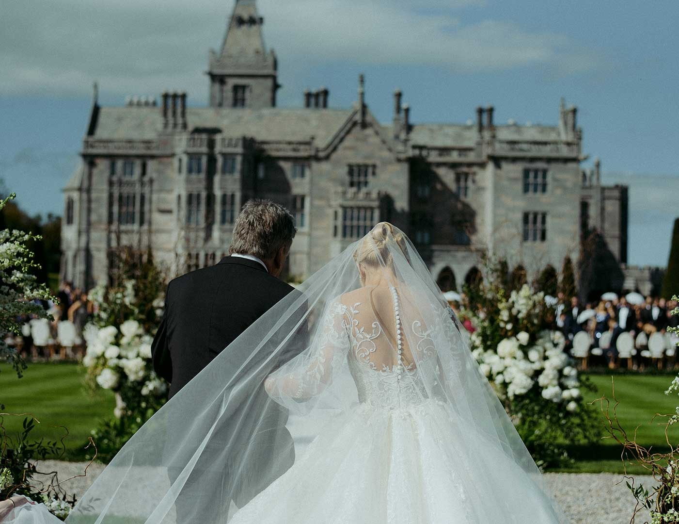 Destination Weddings Ireland, Adare Manor, Olivia Buckley International, Wedding planners in Ireland, Event Planners in Ireland, Wedding Ceremony