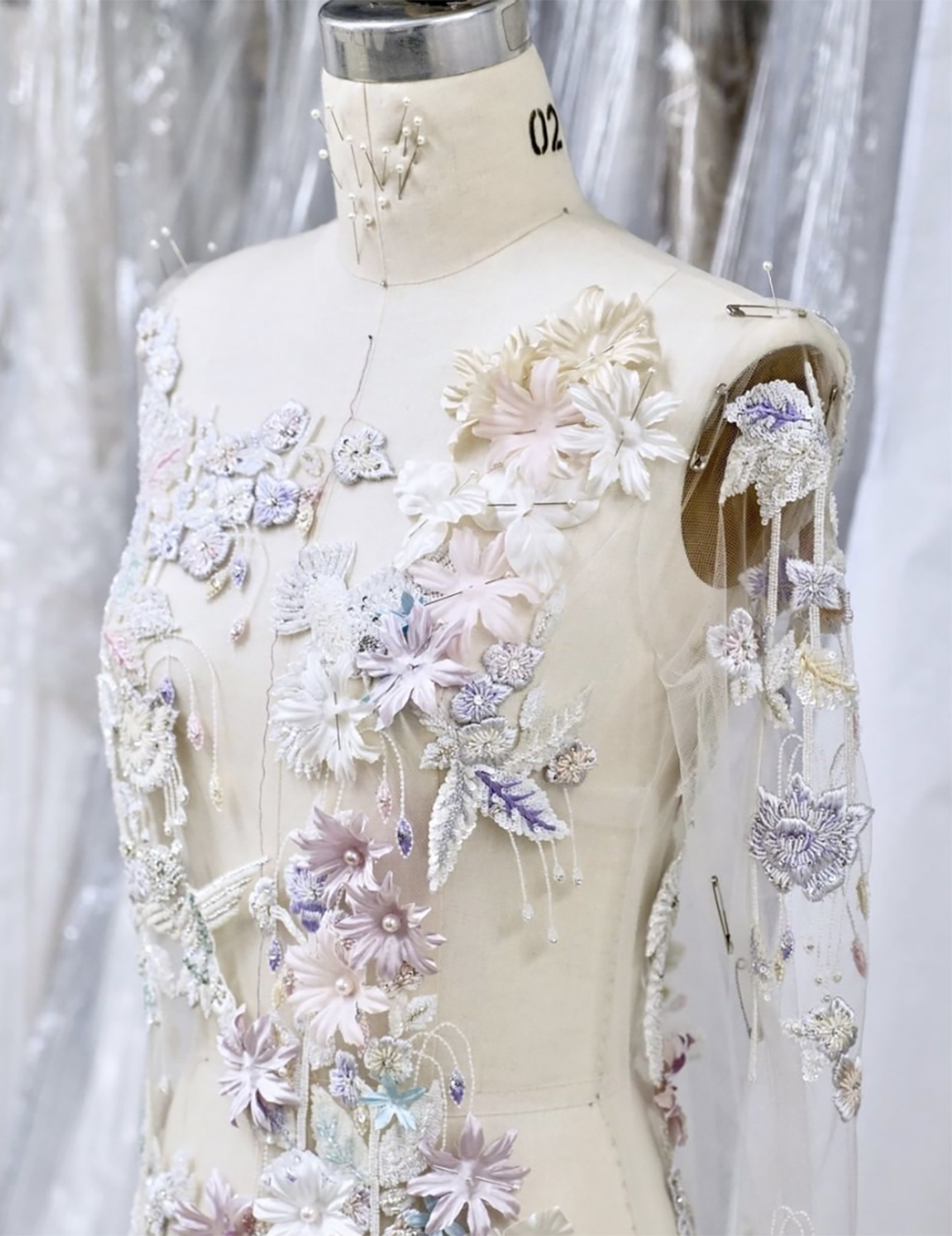 Reem Acra, Wedding Planner, Olivia Buckley iNternational, Creative Minds Come Together, Wedding Dress Designer
